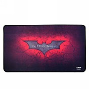 el caballero oscuro juego profesional mouse pad (42x25x0.2cm) -black
