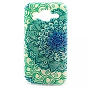 Para Funda Samsung Galaxy Diseños Funda Cubierta Trasera Funda Mandala TPU Samsung Core Prime