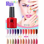 Gel UV para esmalte de uñas 10 1 Esmalte Gel UV Builder Empapa de Larga Duración
