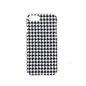 Para Carcasa Funda Congelada En Relieve Diseños Cubierta Trasera Funda Diseño Geométrico Dura Policarbonato para AppleiPhone 7 Plus