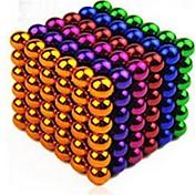 Juguetes Magnéticos 216 Piezas 5 MM Alivia el Estrés Juguetes Magnéticos Juguetes ejecutivos rompecabezas del cubo Para regalo