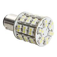 1157 Carro Branco 4W SMD 3528 5800-6300 Luz de Travão Luz de marcha atrás