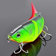 1 szt Twarda Bait Ogólna nazwa kilku drobnych ryb Návnady Błystki Przynęta twarda Zielony Pomarańczowy Żółty Niebieski g/Uncja,80 mm/