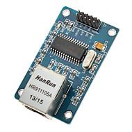 ENC28J60 Ethernet LAN moduuli (Arduino) / avr/lpc/stm32
