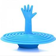 palm stopper kád, gumi 4 színes víz szivárog csatlakozó medence csatlakozó