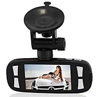 Full HD 1080p 120 Tutkinto Lens auton kamera 2,7 tuuman näyttö G1W Car DVR