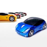 2.4GHz ασύρματη σούπερ μοτίβο αυτοκίνητο οπτικό ποντίκι (διάφορα χρώματα)