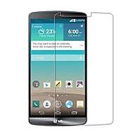 professzionális, nagy átláthatóság LCD kristálytiszta képernyővédő fólia és törlőkendő lg g3