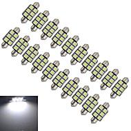 Feston Dekorationslampe 6 SMD 5050 100-150lm lm Kold hvid Jævnstrøm 12 V 20 stk.