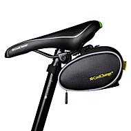 CoolChange® Pyörälaukku about4LLPyöräily Reppu Vedenkestävä / Kestävä / Kosteuden kestävä / Liukuestetty / Iskunkestävä Pyörälaukku TPU