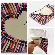 blyant kærlighed mønster blød tup Taske til iPad mini 3, ipad mini 2, ipad mini