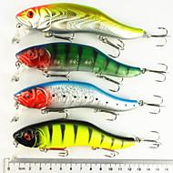 """8 szt Ogólna nazwa kilku drobnych ryb Návnady Błystki g/Uncja mm/4-3/4"""" cal,Twardy plastik Sea Fishing Wędkarstwo słodkowodne Fishing Lure"""