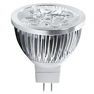 4w mr16 5leds 400-450lm valolamppu led spot valot (12v) 1kpl