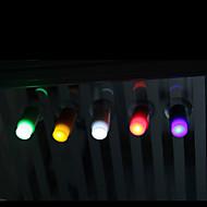 touch kevyt mini tikkari push johti yövalo romanttinen baari sisustus lapset (random väri)