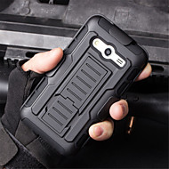 armor hybride geval militaire 3 in 1 combo Cover voor Samsung Galaxy grand prime / kern prime