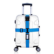 1 szt. Podróżny pas bagażowy Zamek szyfrowy Trwały Korygujący Akcesoria do walizek na Trwały Korygujący Akcesoria do walizek Purple Green
