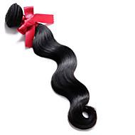 Cabelo Humano Ondulado Cabelo Brasileiro Onda de Corpo 12 meses 1 Peça tece cabelo
