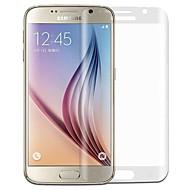 lnkoo g9250 9h thinest teljes burkolat hajlított edzett üveg védelmet Samsung Galaxy s6edge + plusz