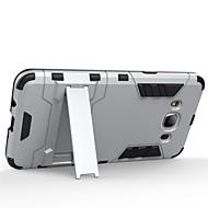 Mert Samsung Galaxy tok Ütésálló / Állvánnyal Case Hátlap Case Páncél PC SamsungOn 7 / On 5 / J7 / J5 (2016) / J5 / J3 / J2 / J1 (2016) /