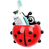 Toothbrush Mug Toilet / Bathtub / Zuhany Műanyag Több funkciós / Utazás / Tároló