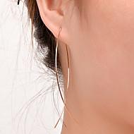 Naisten Niittikorvakorut minimalistisesta Eurooppalainen Muoti pukukorut Kupari Korut Korut Käyttötarkoitus Party Päivittäin Kausaliteetti