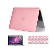 """3 σε 1 πεντακάθαρα περίπτωση soft-touch με πληκτρολόγιο κάλυψη και προστάτης οθόνης για MacBook Pro 13 """"/ 15 ''"""