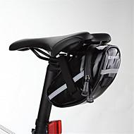 ROSWHEEL® 자전거 가방자전거 새들 백 방수 / 충격방지 / 착용할 수 있는 / 다기능 싸이클 가방 PU 피혁 / 의류 싸이클 백 사이클링 18*9.5*8