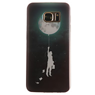 Για Samsung Galaxy S7 Edge Με σχέδια tok Πίσω Κάλυμμα tok Μπαλόνι Μαλακή TPU SamsungS7 edge / S7 / S6 edge / S6 / S5 Mini / S5 / S4 Mini