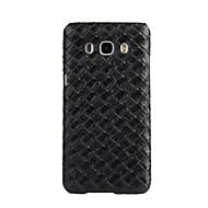 Mert Samsung Galaxy tok Ütésálló Case Hátlap Case Páncél Kemény PC Samsung J1 (2016)