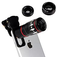 detaljer about4in1 fisköga vidvinkel micro 10x teleobjektiv kamera fr iphone 6 6s plus 5s