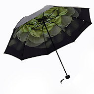 Zöld Összecsukható esernyő Napernyő Alumínium / Plastic Babakocsi