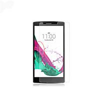 ipush magas átláthatósági matt LCD képernyővédő fólia lg g4 (3 db)
