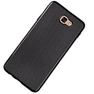 Mert Ultra-vékeny Case Hátlap Case Egyszínű Puha TPU mert SamsungJ7 (2016) J7 Prime J7 J5 Prime J5 (2016) J5 J3 (2016) J3 Prime J3 J2