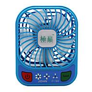 Jidian f168 fan usb mini ladegerät kleiner fan tragbarer schlafsaal tisch tisch großer wind stummer fan
