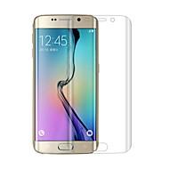 Zxd 3d gebogen zachte schermbeveiliging voor Samsung Galaxy S6 edge plus volledige TPU beschermende film voor S6 edge (niet gehard glas)