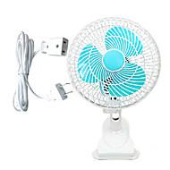 7-Zoll-Multifunktions-Mini-Schreibtisch kleinen Fan stumm schüttelte den Kopf Studenten Schlafsaal kleinen Fan-Kombination gesetzt