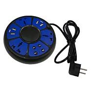 Listwa zasilająca 3 gniazda 4ports usb głośnik Bluetooth głośnik uniwersalny z kablem 100cm
