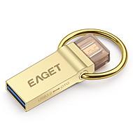 eaget v90 64g otg usb3.0アンドロイド携帯電話タブレットPCのための耐衝撃性の高いフラッシュドライブuディスク
