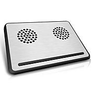 ثابت حامل الكمبيوتر المحمول أجهزة الكمبيوتر المحمول الأخرى ماك بوك لابتوب الكل في 1 الوقوف مع مروحة التبريد الألومنيوم