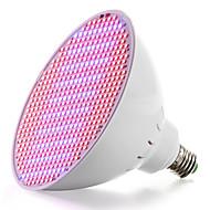 30W E27 LED-kweeklampen 500 SMD 3528 3000-3600 lm Rood Blauw V 1 stuks