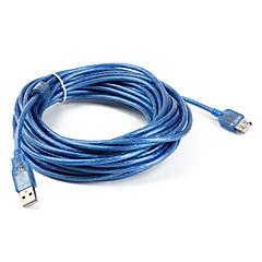 nagy sebességű USB hosszabbító kábel (10m)