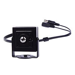 1/4 Sharp CCD 420TV Line Digital Ruuvi turvakamera 3.7mm linssi