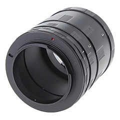 Nikon Ai AF için Makro Uzatma Tüpü Seti Adaptör halkası