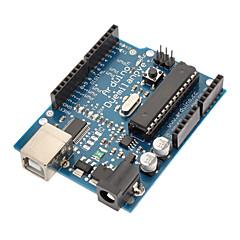 (Voor Arduino) Duemilanove 2009 avr ATmega328 p-20PU usb board