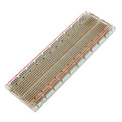 830-noktaları DIY Multi-fonksiyonel Lehimsiz Breadboard