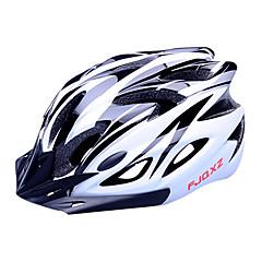 FJQXZ Dames Heren Unisex Fietsen Helm 18 Luchtopeningen Wielrennen Wegwielrennen Wielrennen M: 55-59 cm L: 59-63 cm PC EPS