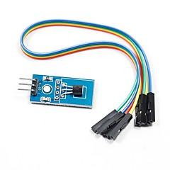 Moduł czujnika temperatury DS18B20 dla Arduino (współpracuje z oficjalnych płyt Arduino)