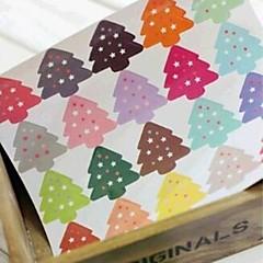 multifunkciós karácsonyi stílusban sütés tömítő dekorációs DIY matricák (20stickers / db)