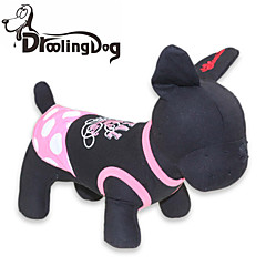 Kissat / Koirat Hameet Maalattu Koiran vaatteet Kesä Pistekuvio
