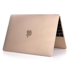 """2015 nieuwste hoge kwaliteit effen kleur full body matte case voor de MacBook 12 """"retina"""